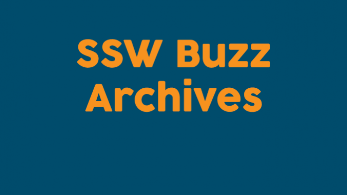 ssw buzz archives
