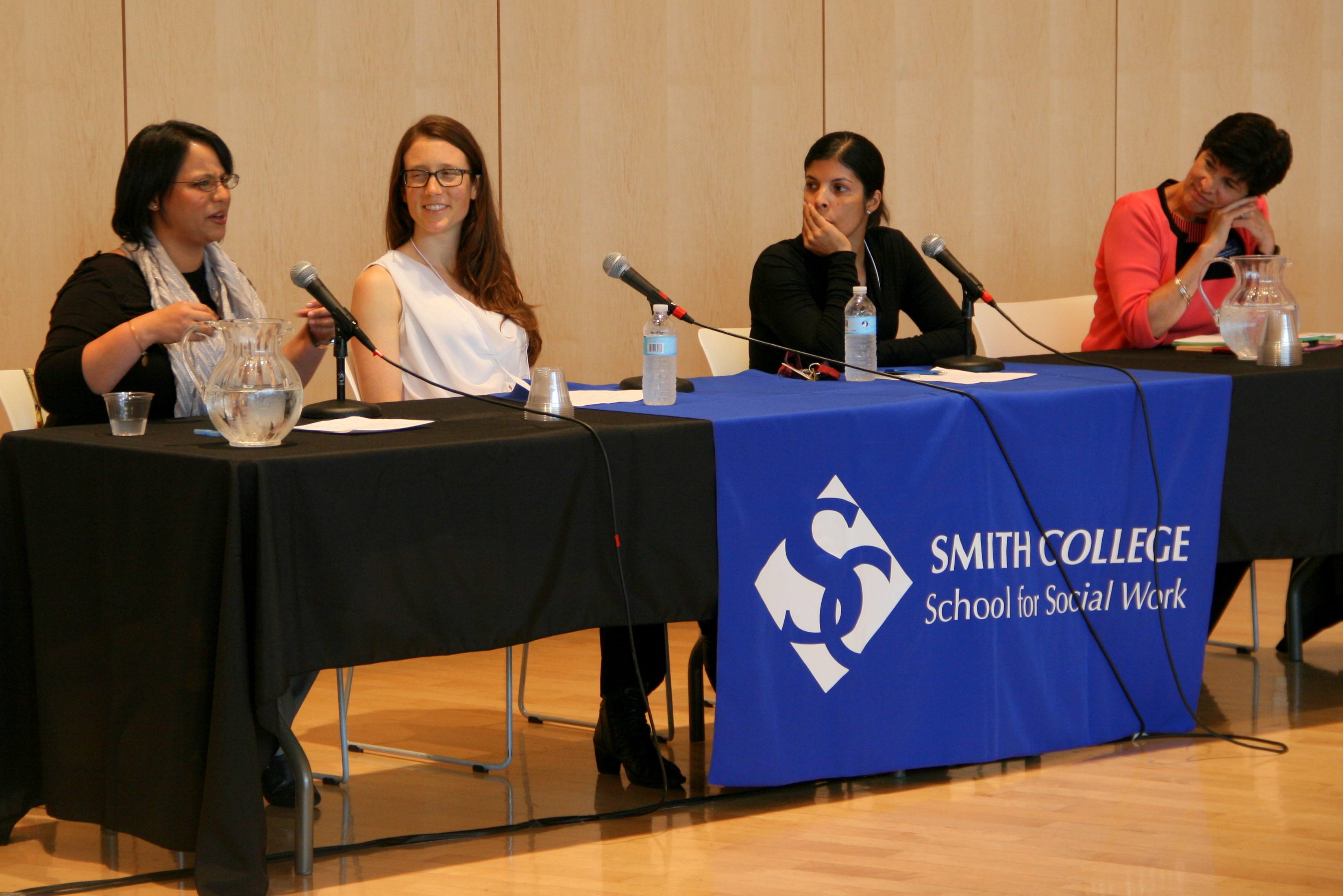 SSW panel with Irene Rodriguez-Martin